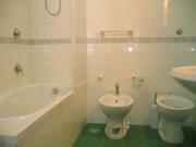 Stanza da bagno dell'appartamento di Papavero