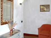 Detail of the apartment De' Castellani