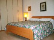 The double bedroom of Girasole apartment