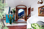 Villa Amalfi: Reception of Villa Felice in Amalfi