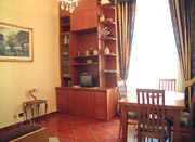 Apartment Holidays Rome: Dining-room of Eroi Holiday Apartment in Rome