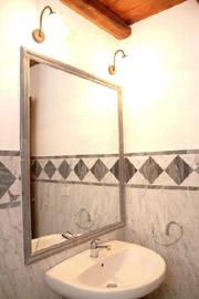 Florenz Stadtzentrum Ferienwohnung: Badezimmer der Ferienwohnung Tafi im Stadtzentrum von Florenz
