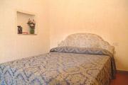 Florenz Stadtzentrum Ferienwohnung: Doppelschlafzimmer der Ferienwohnung Tafi im Stadtzentrum von Florenz