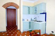 Apartments Florence Italy: Kitchen of Bonciani Apartment in Florence Italy