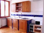Florence Tuscany Flat: Kitchen of Cellini Flat in Florence