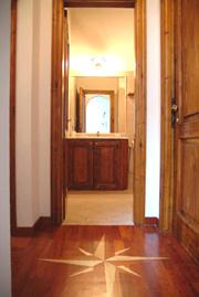 Florence Appartements: Couloir de l'Appartement Ghirlandaio à Florence
