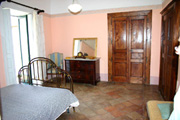 Suite in Sorrento: The Bedroom of Suite Alimuri in Sorrento