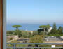 Sorrento Accommodation: Marvellous sea-view from the double room of Lauro Accommodation in Sorrento