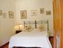 Appartamento Firenze Centro: Camera da letto matrimoniale dell'Appartamento De' Castellani