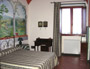 Apartment in Montepulciano: The Double Bedroom of Edera apartment