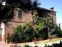 Wohnung in Montepulciano: die Fassade der Ferienwohnung Girasole in Montepulciano