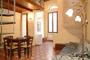 Florence Centre Logement: Salle de séjour et salle à manger du Logement Tafi au centre de Florence