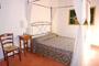 Toscane Florence Suite: Chambre à coucher double de la Suite Lippi à Florence