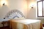 Firenze Appartamenti: Camera da letto matrimoniale dell'Appartamento Ghirlandaio a Firenze