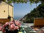 Suite in Positano: Herrliche Meersicht vom grossen Balkon der Suite Romantica in Positano aus