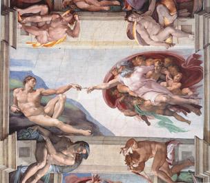 SISTINISCHE KAPELLE - Vatikan