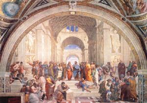 RAPHAEL'S ROOMS - Vatican