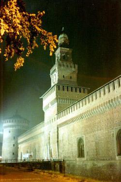 CASTELLO SFORZESCO - Milan