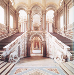 THE ROYAL PALACE - Caserta