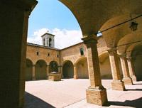 Sant'Ubaldo Basilika