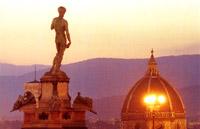 Platz des Michelangelo