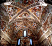 Chapelle San Brizio