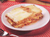 BAKED LASAGNE - Speciality of Emilia Romagna