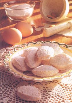 RICCIARELLI - Süssspeise aus der Toskana
