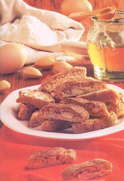 CANTUCCINI - Süssspeise aus der Toskana