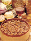 RIBOLLITA - Speciality of Tuscany