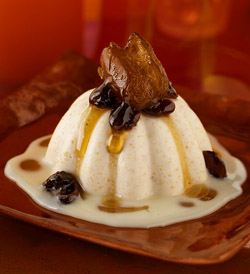 PANNA COTTA - Sweetmeat of Piedmont